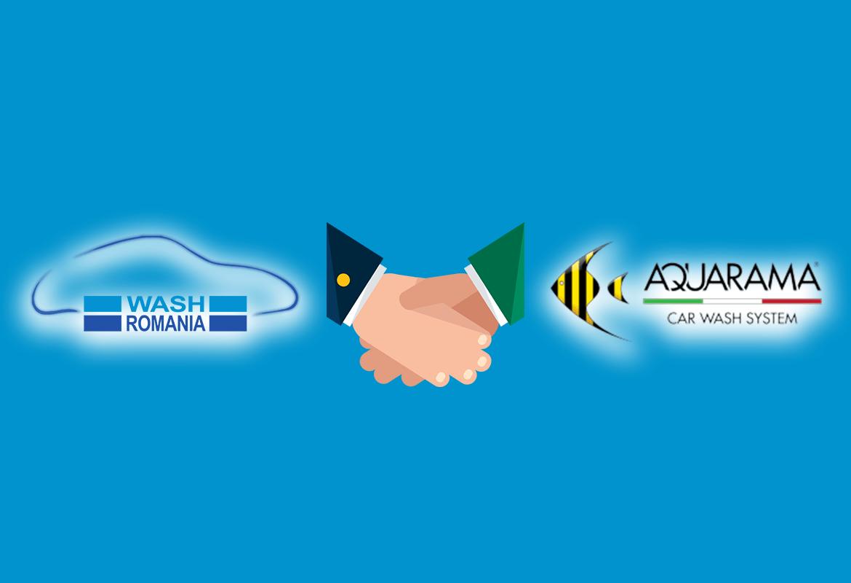 parteneriat WashItalia si Aquarama 2