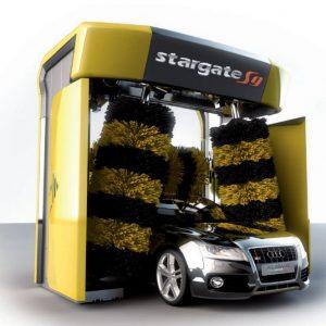 spalatorie automata cu perii Stargate S9