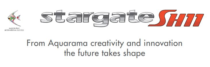 spalatorie automata cu perii si jet Stargate SH11 logo