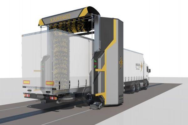spalatorie automata camioane autocare Startruck 2