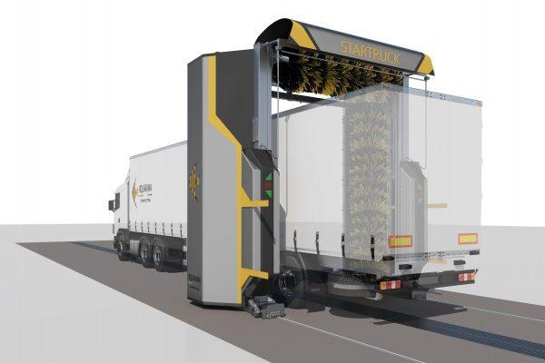 spalatorie automata camioane autocare Startruck