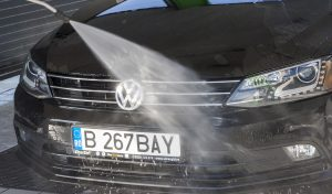 spalare auto la spalatorie self service