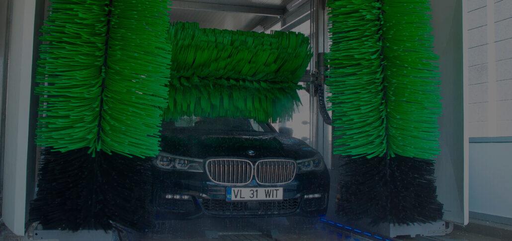 spalatorii auto automate cu perii